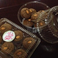 "Muffins de chocolate ""Abuelita"""