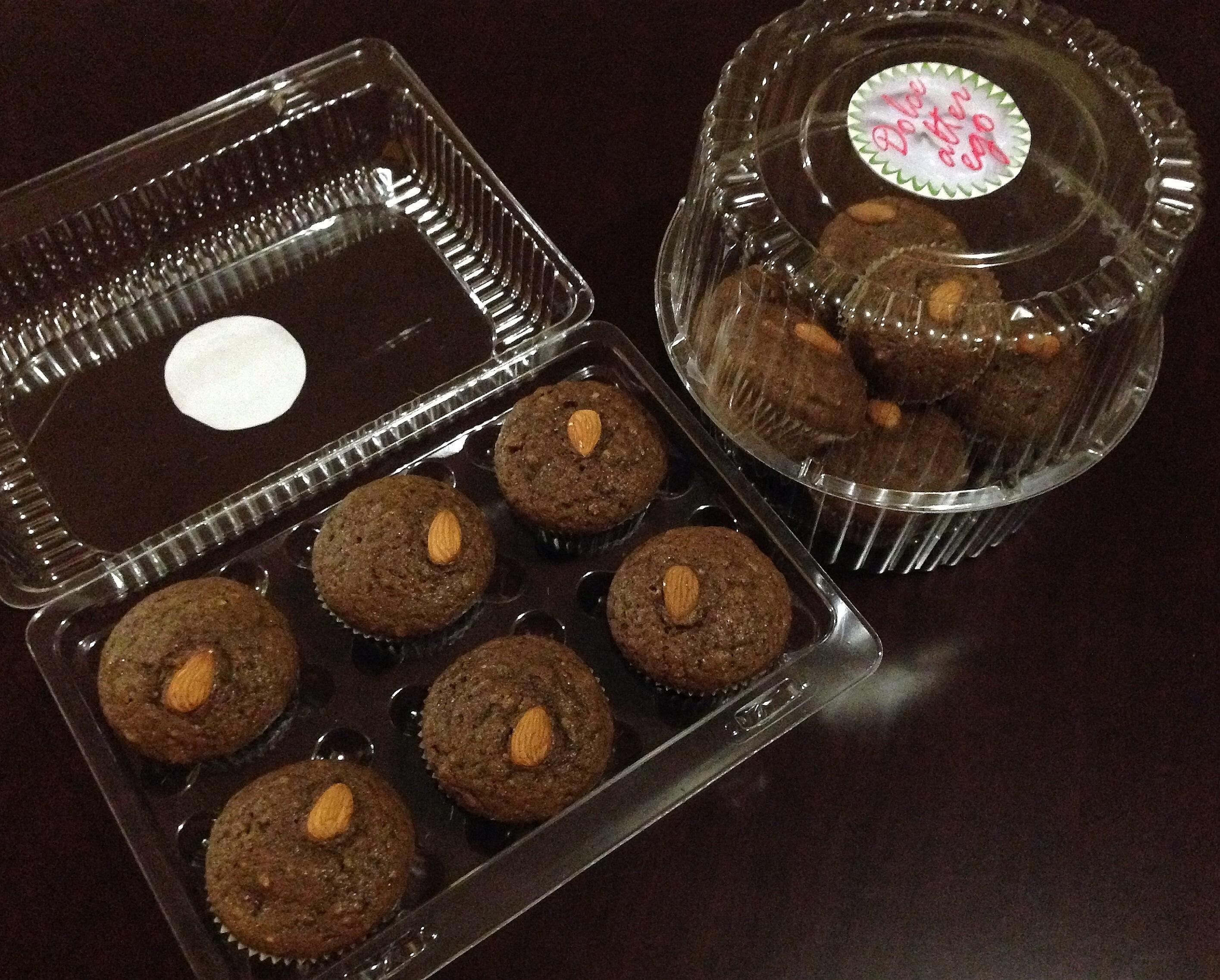 Muffins De Chocolate Abuelita Dolce Alter Ego